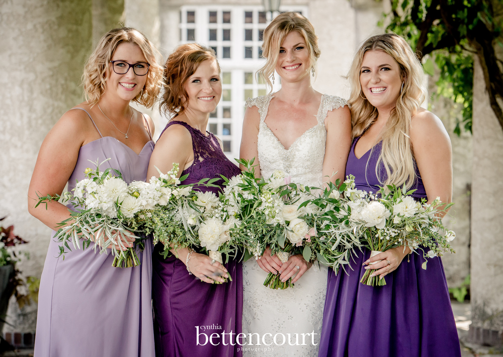 purple bridesmaid dresses - Bridesmaid Ideas