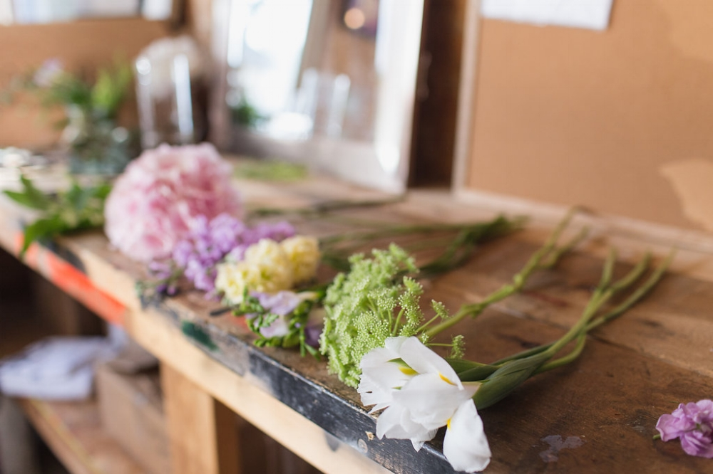 Spring Wedding Flowers - Winnipeg Florist