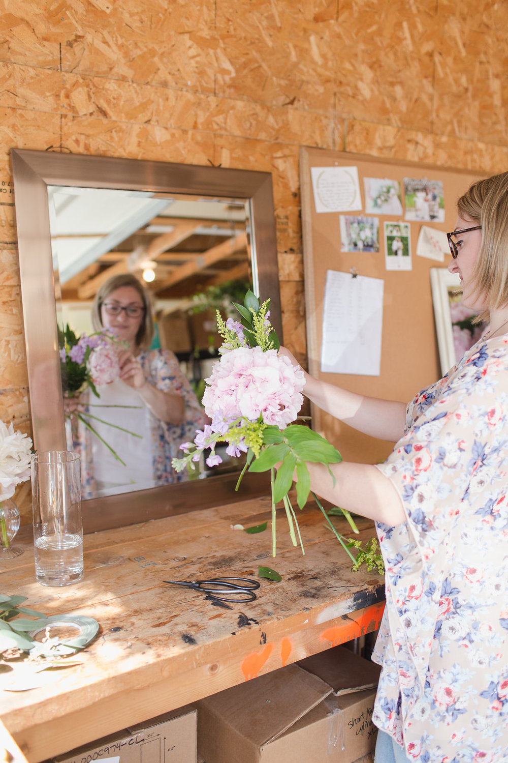 Stone House Creative - Florist Studio Tour