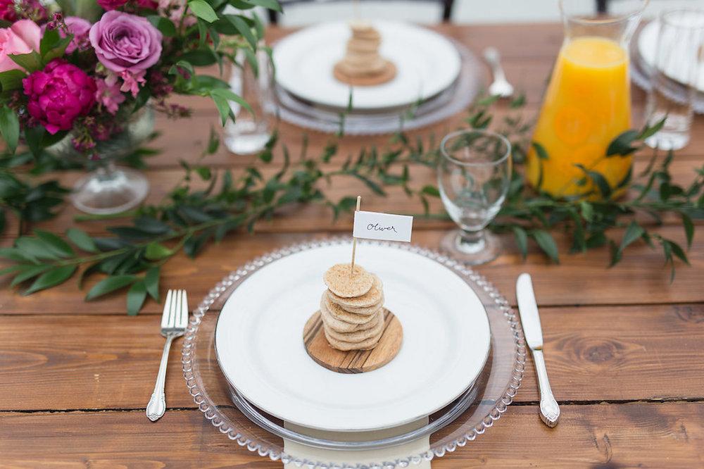 Brunch Wedding Theme - Winnipeg Weddings