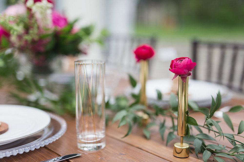Copper Wedding Details - Wedding Planner in Winnipeg