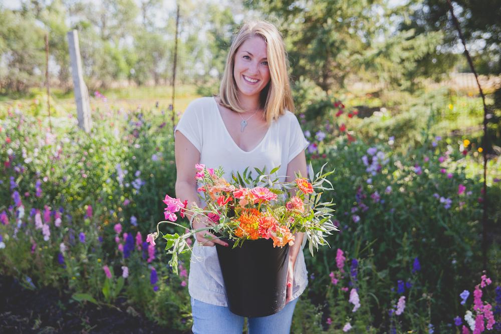 Lauren Wiebe - Owner of Stone House Creative