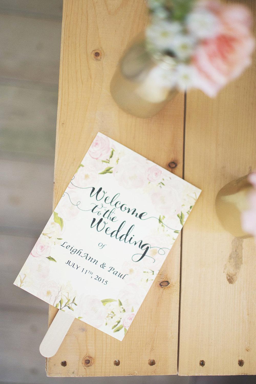 Peach Wedding Flowers - Winnipeg Wedding Planning