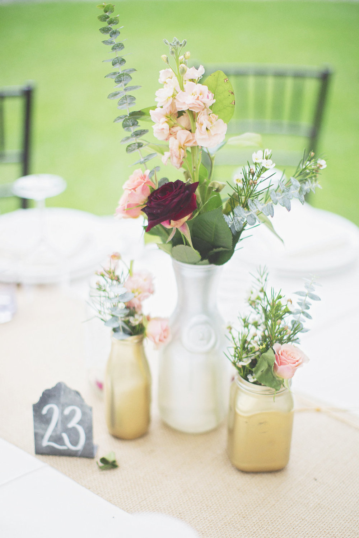 Country Wedding Ideas - Cielo's Garden Wedding