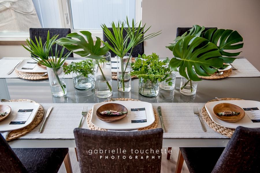 Tropical Greenery Ideas - Winnipeg Wedding Flowers