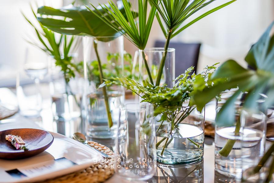 Simple Greenery Ideas - Wedding Decor