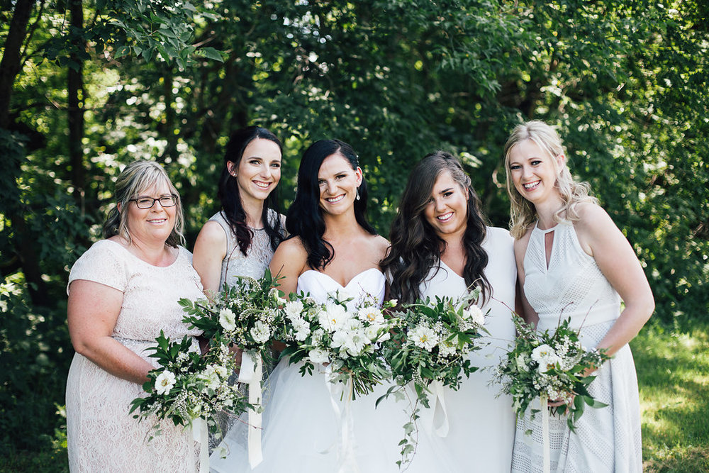 Rustic Wedding Flowers - Stone House Creative