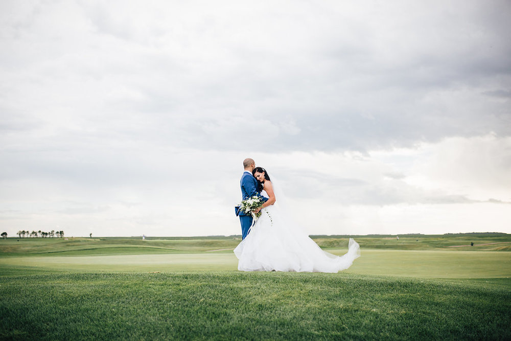 Bridges Golf Course Wedding - Winnipeg Wedding Venue