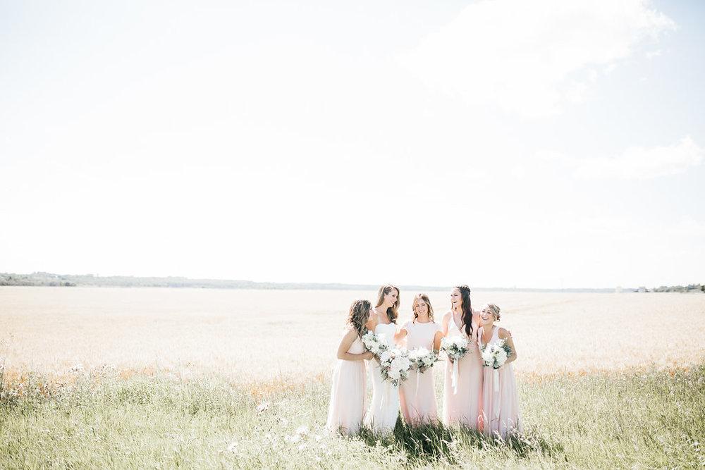 Blush Wedding Ideas - Winnipeg Wedding Florist