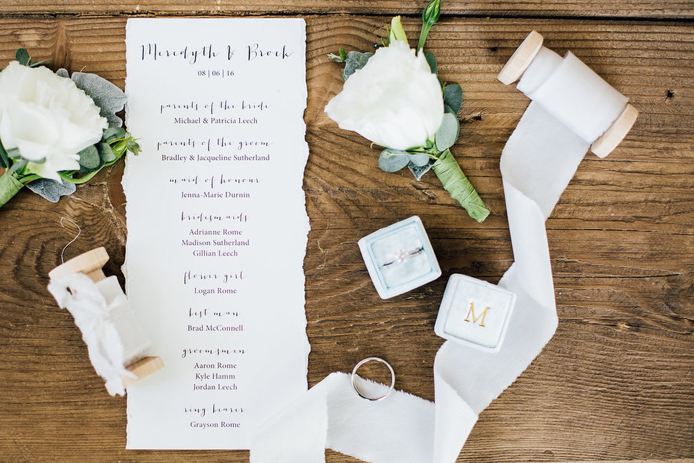 White Wedding Ideas - Winnipeg Wedding Photographer