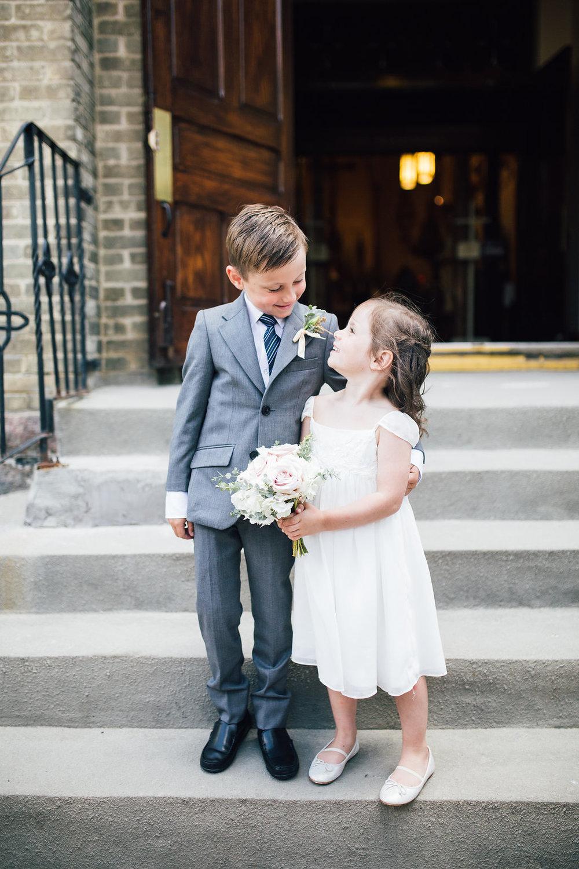 Flower Girl Bouquet - Wedding Flower Ideas