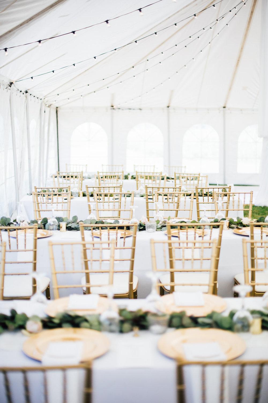 Blush and Gold Wedding Ideas - Winnipeg Wedding Florists