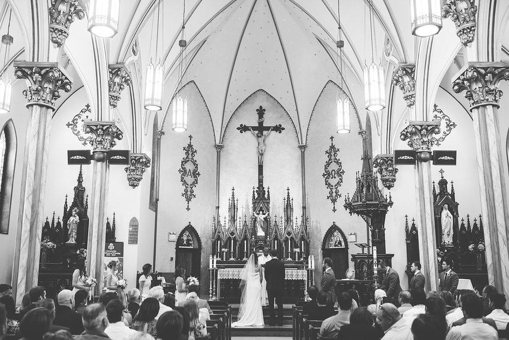 Catholic Church Wedding - Weddings in Winnipeg
