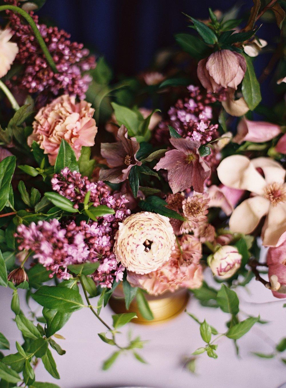 Purple Wedding Flowers - Wedding Florist in Winnipeg