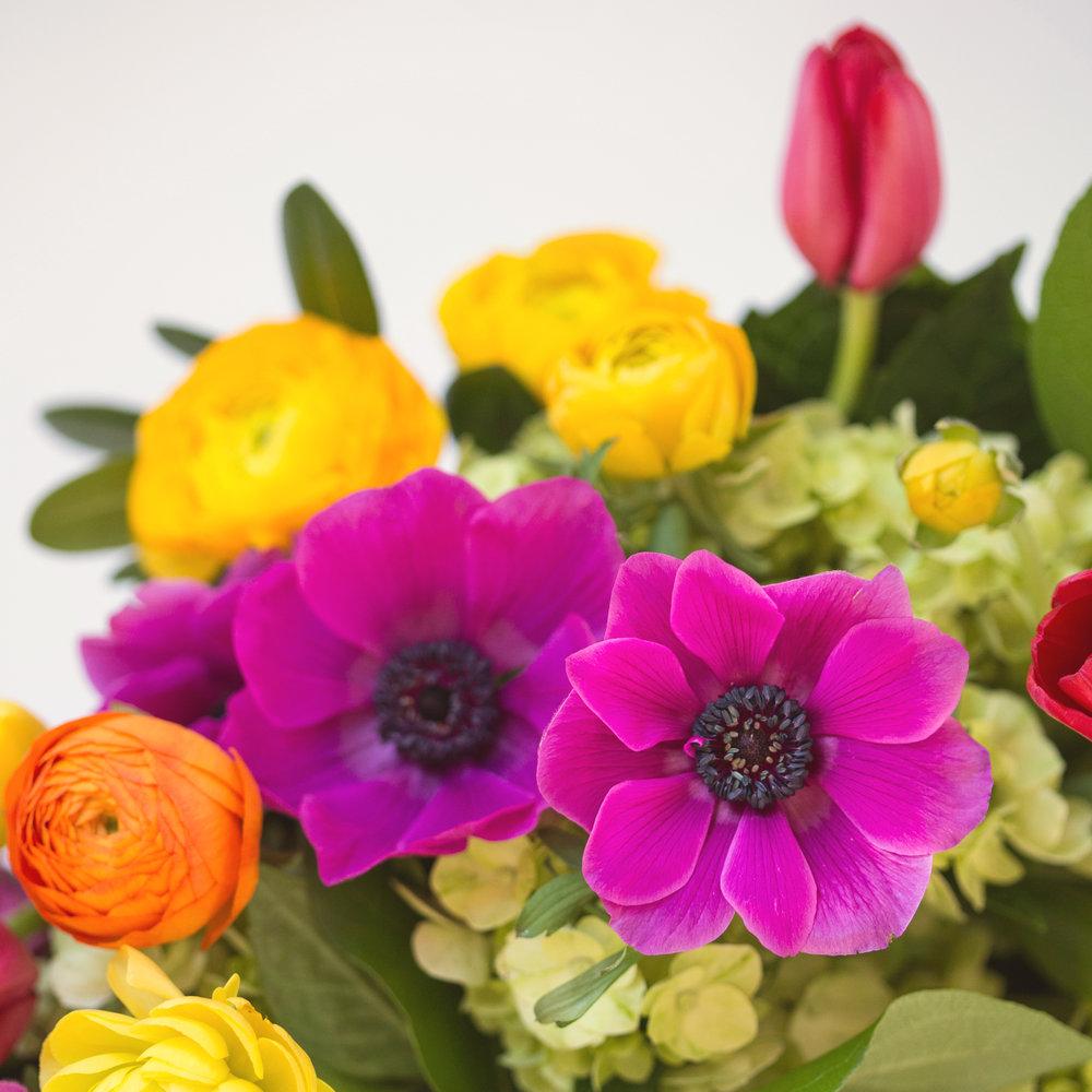 Anemone - Wedding Flower Ideas