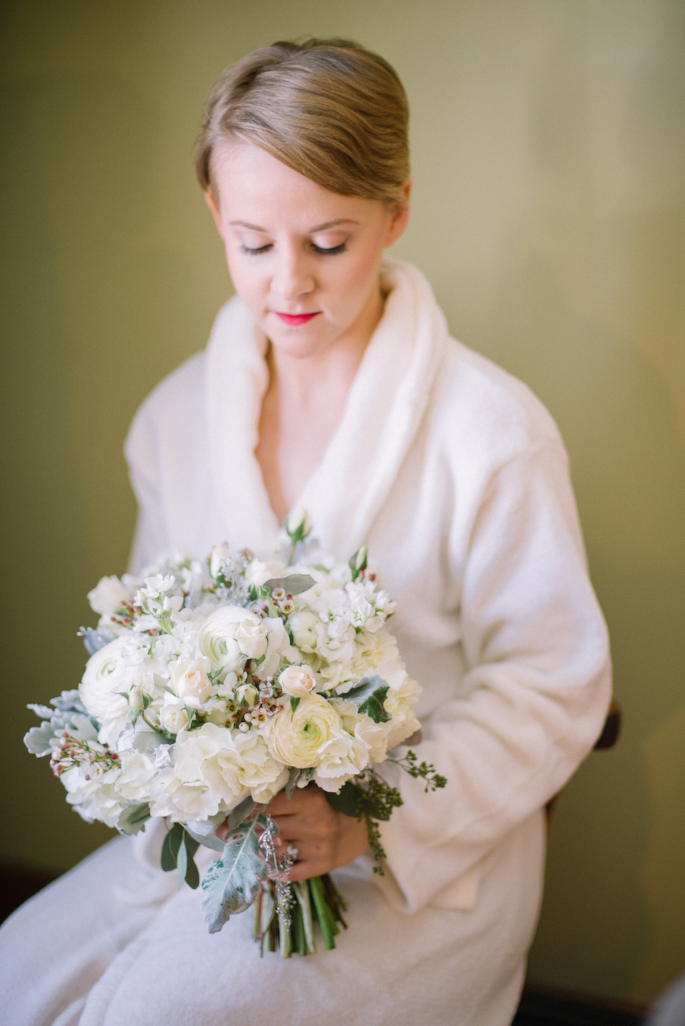 Winter Wedding Flowers - Winnipeg Weddings