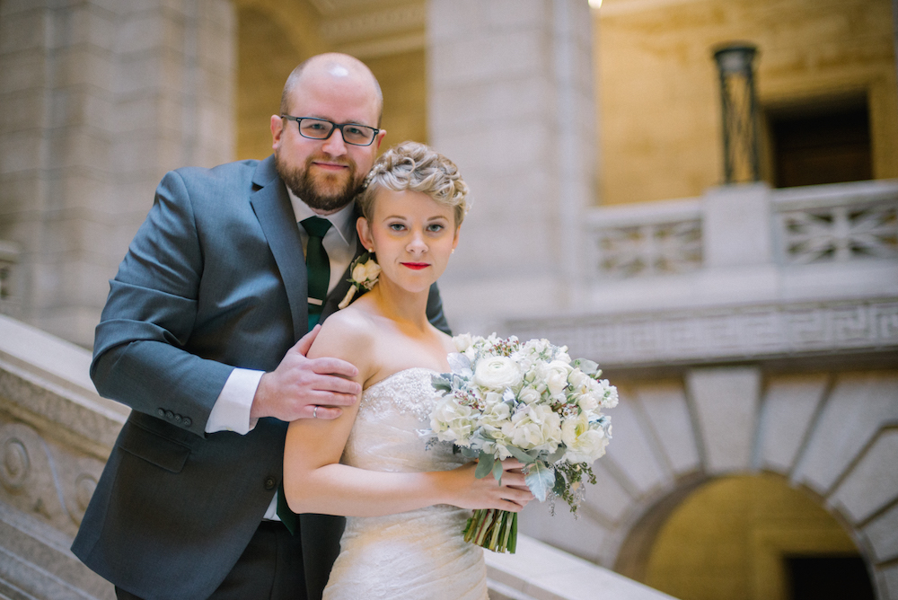Winnipeg Wedding Photographer - Winter Wedding Ideas