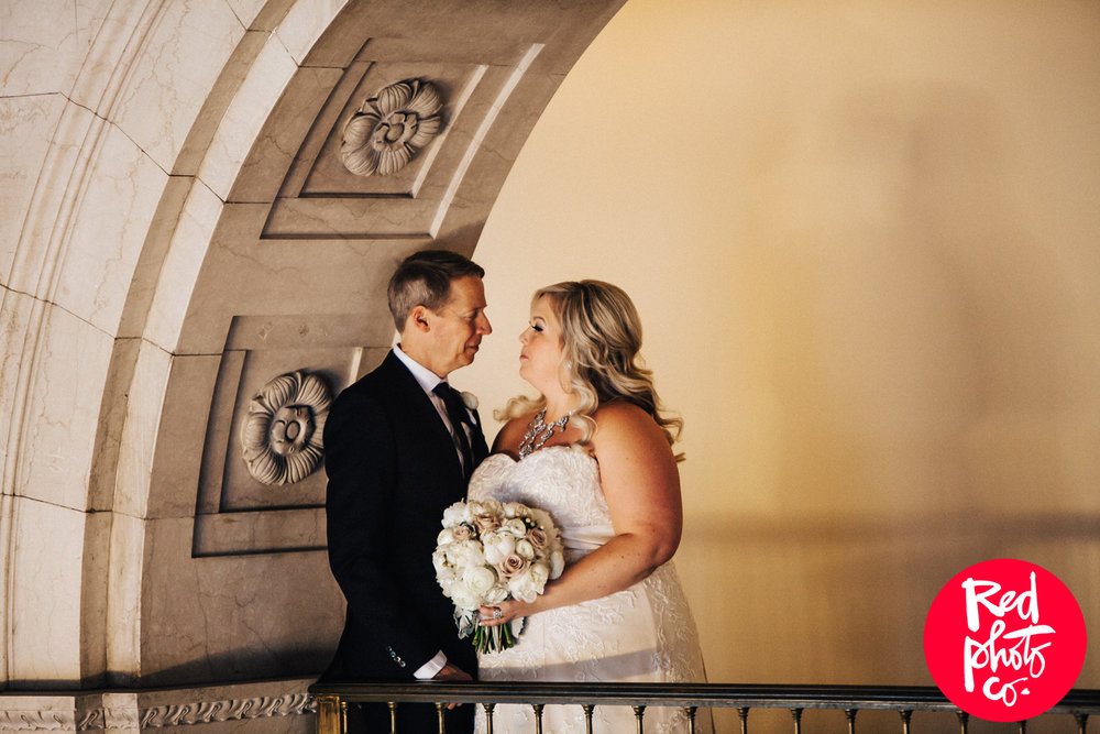 Blush and White Bridal Bouquet - Winnipeg Weddings