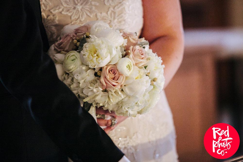 Winter Wedding Flowers - Winnipeg Wedding Florists
