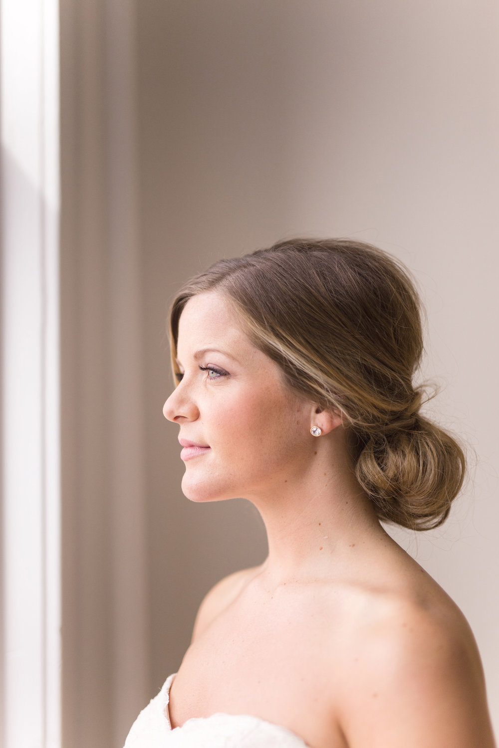 Simple Bridal Beauty - Winnipeg Weddings
