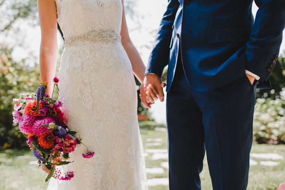 Local Grown Summer Wedding Flowers - Wedding Flowers Winnipeg