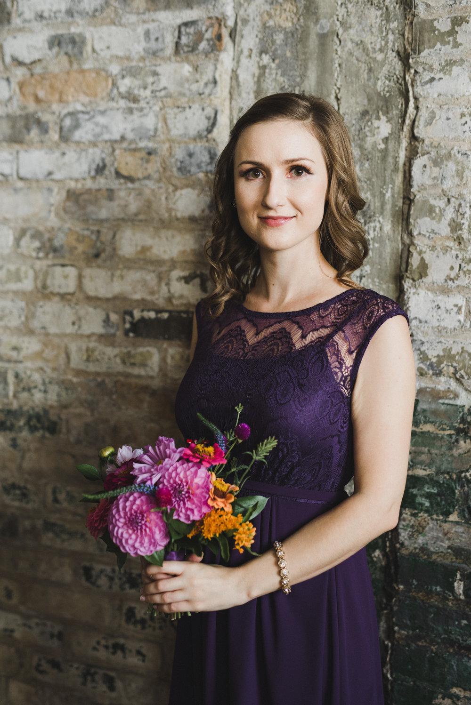 Purple Bridesmaid Dress Ideas - Purple Wedding Ideas