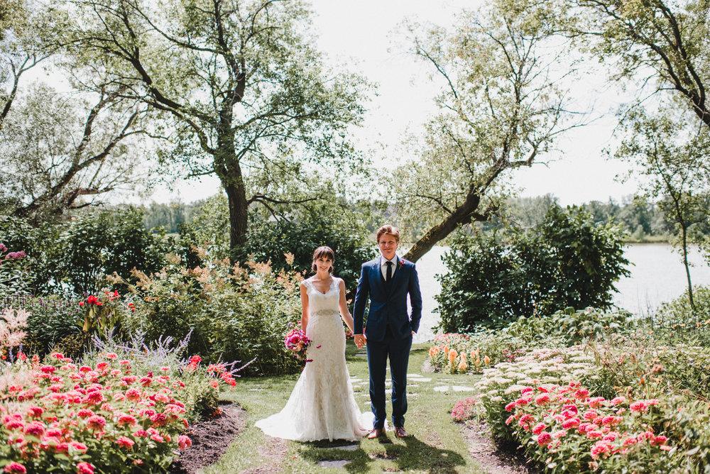 Colourful Summer Wedding Inspiration - Stone House Creative