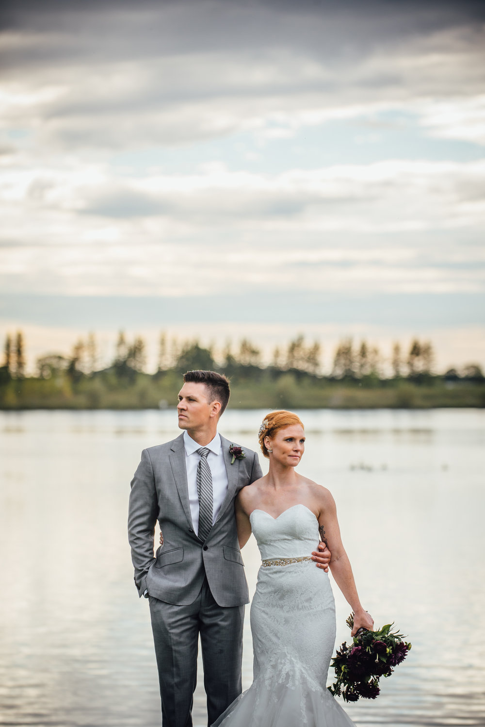 Fort Whyte Alive Wedding - Winnipeg Wedding Venue