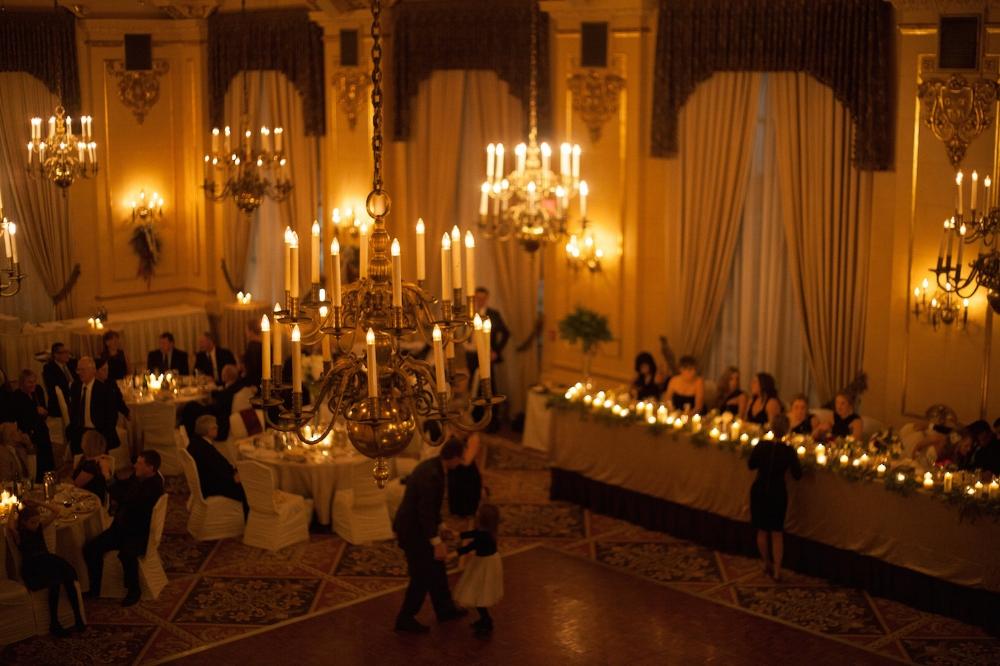 Winter Wedding in Winnipeg - Fort Garry Hotel Wedding