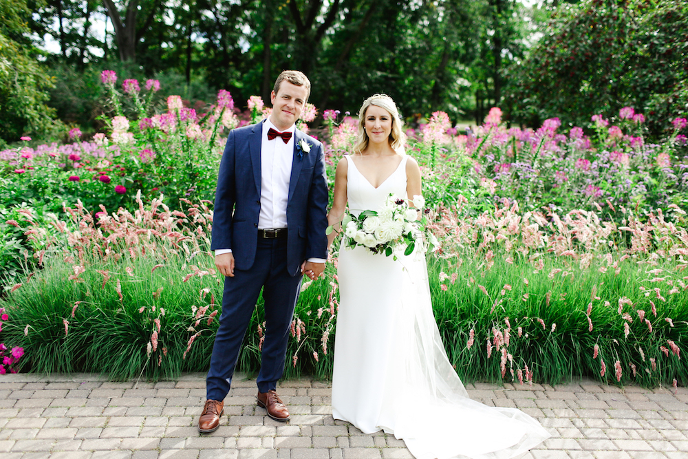 Assiniboine Park Wedding Photos - Wedding Florist in Winnipeg