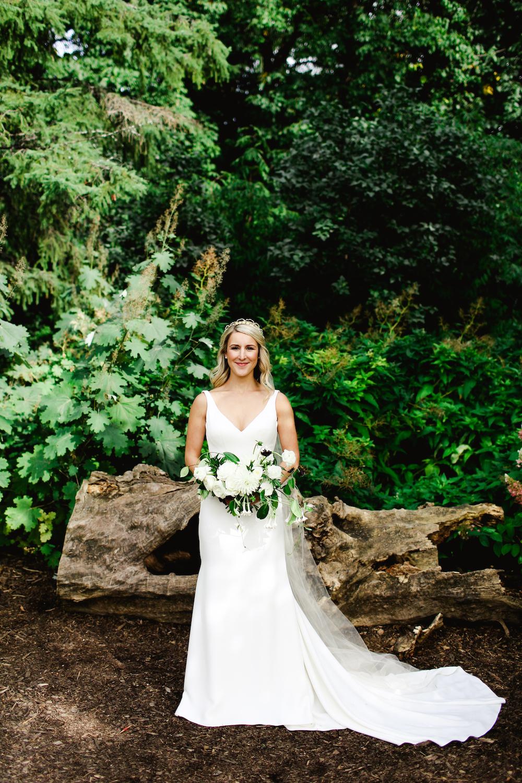 Classic Wedding Inspiration - Wedding Flowers Winnipeg
