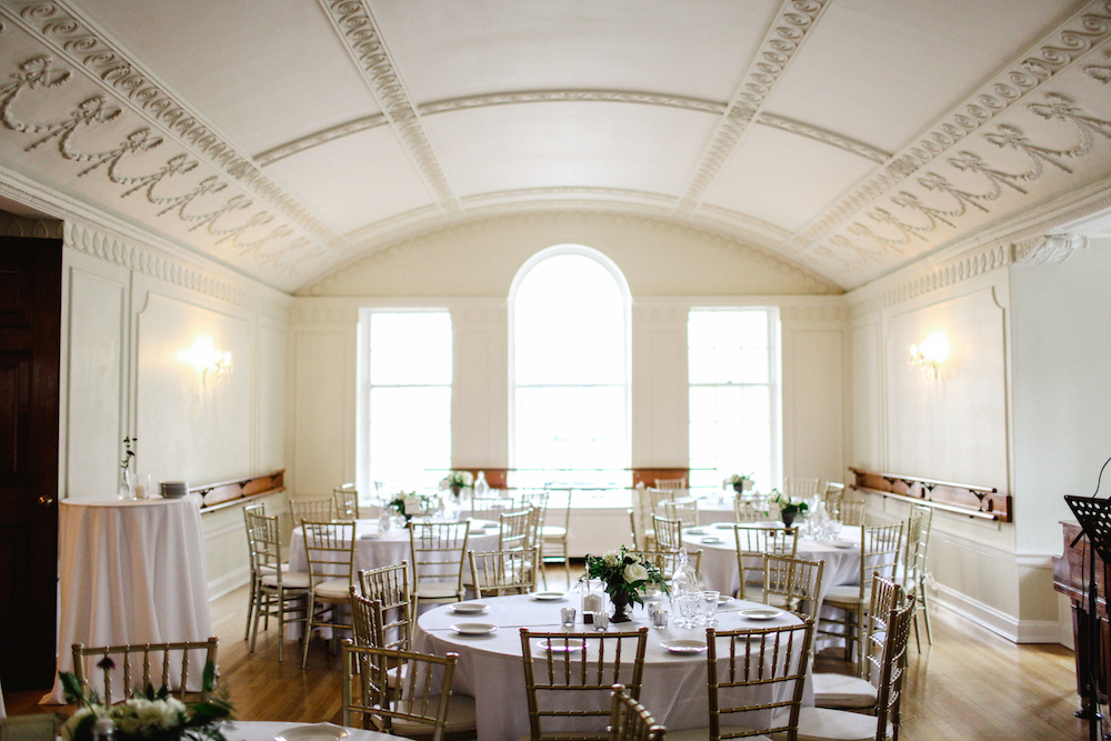 Private Mansion Wedding - Winnipeg Wedding Venue