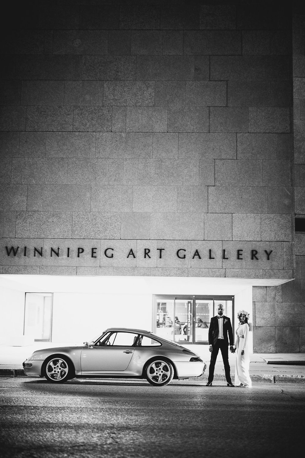 Winnipeg Art Gallery Wedding - Wedding Florist in Winnipeg
