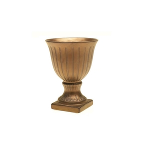Bronze Urn Wedding Centrepiece - Wedding Centrepieces in Winnipeg