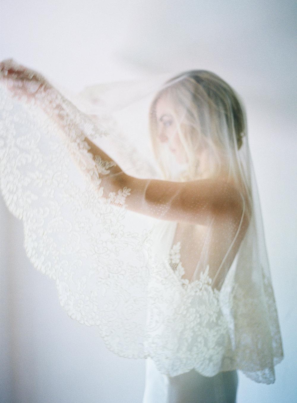 Wedding Veil - Winnipeg Weddings
