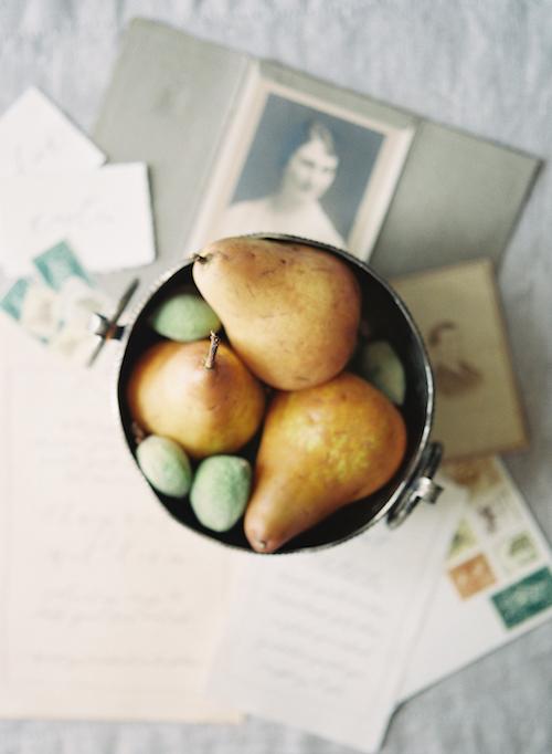 Fruit Wedding Centrepiece - Winnipeg Wedding Flowers