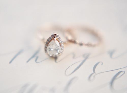 Engagement Ring - Elegant Wedding Ideas