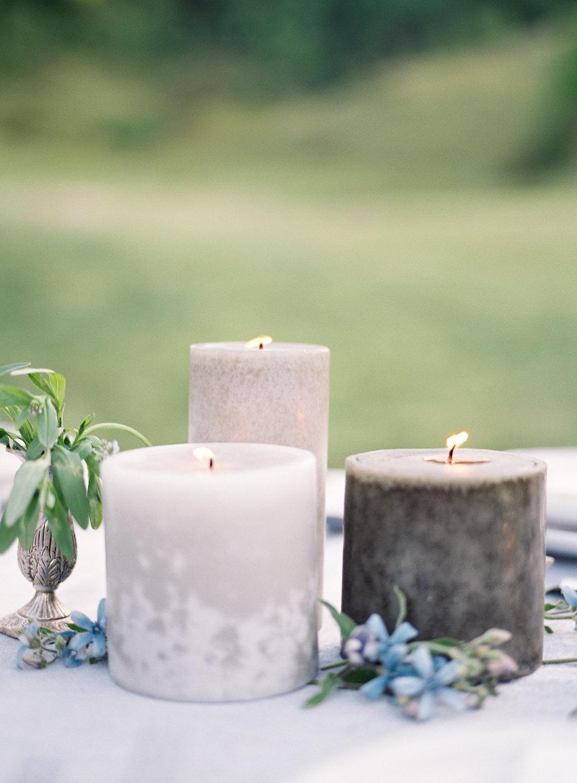 Wedding Candlelight Ideas - Wedding Florist In Winnipeg