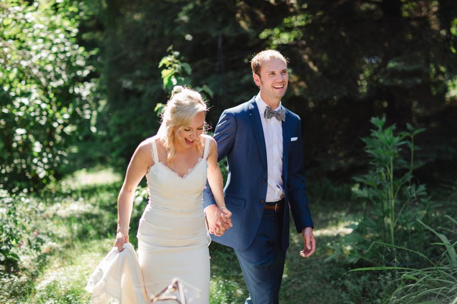 Winnipeg Wedding Photographer - Lake of the Woods Wedding