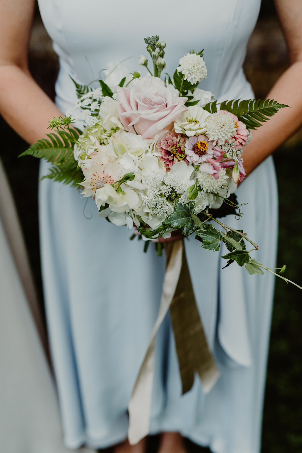 Bridesmaid Bouquet Ideas - Wedding Flowers Winnipeg