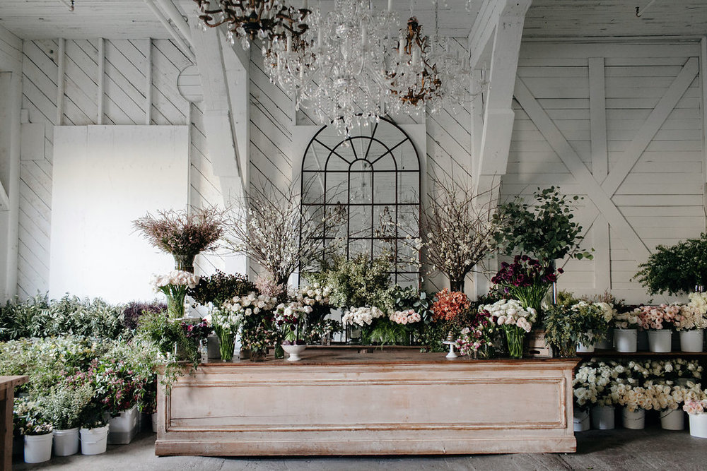 Dream Florist Studio - Sinclair & Moore Workshop