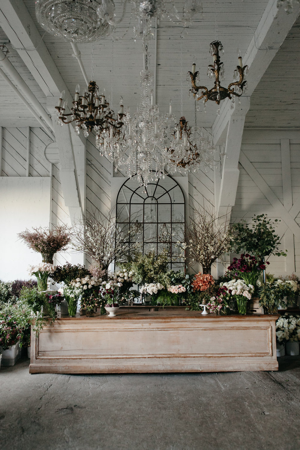 Gorgeous Wedding Florist Studio