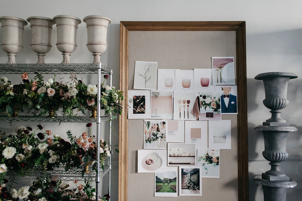 Garden-Inspired Wedding Inspiration - Event Designer in Winnipeg