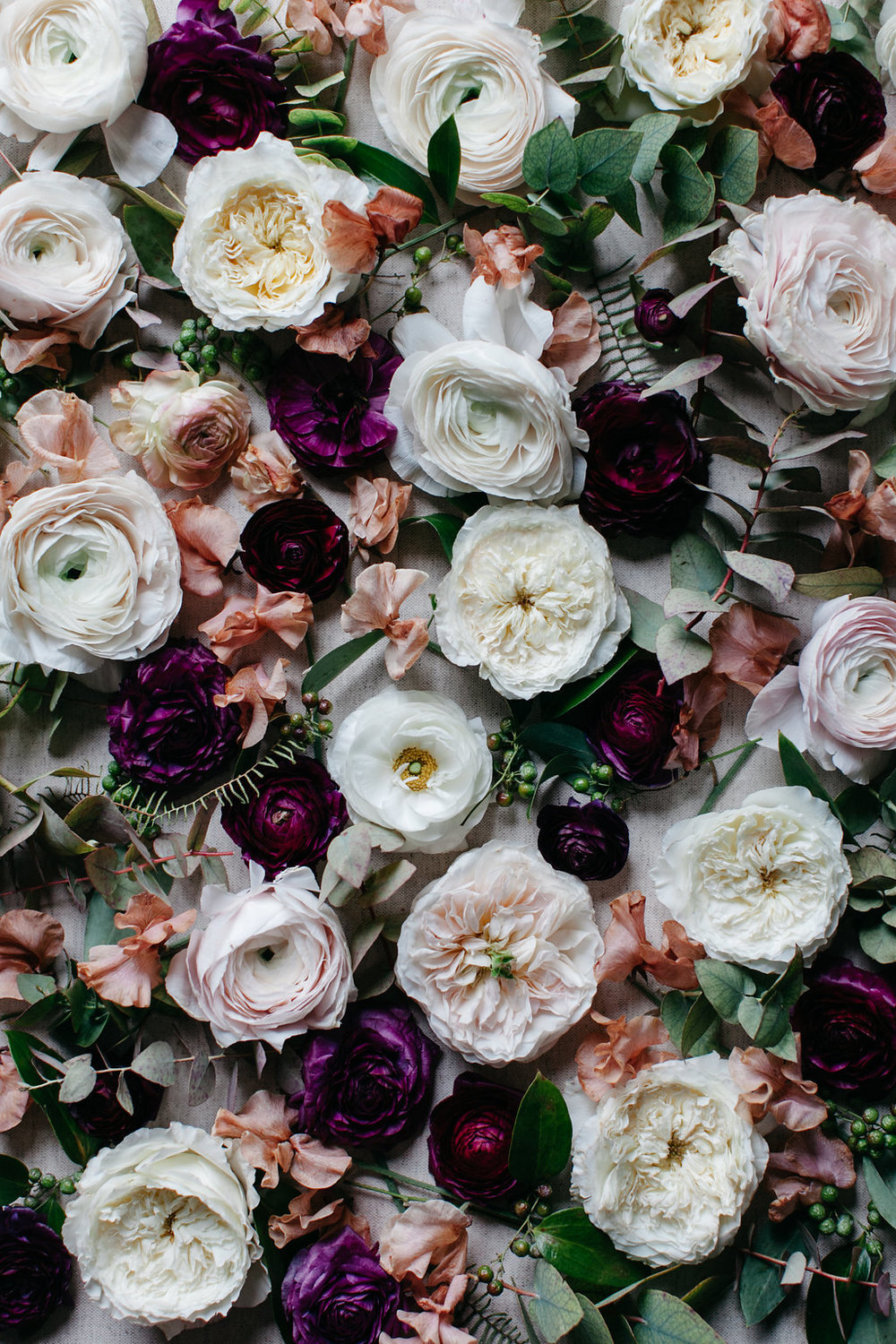 Garden Wedding Inspiration - Winnipeg Wedding Florists