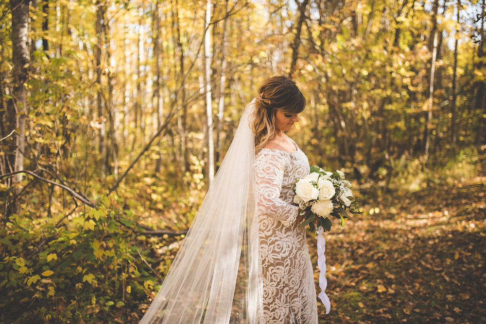 Fall Wedding Flowers - Stone House Creative