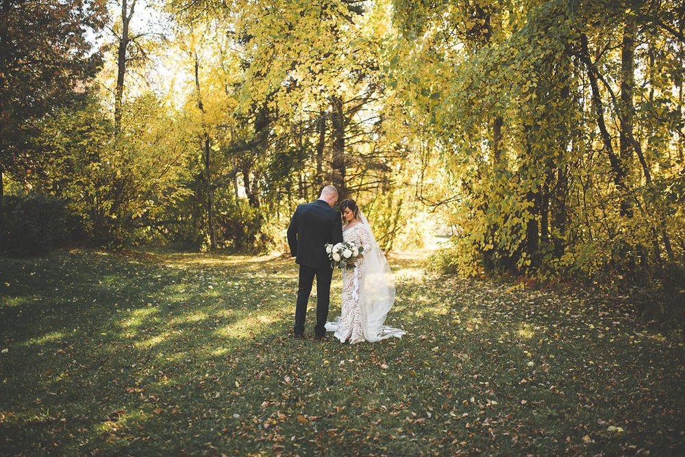 Fall Wedding Flowers - Wedding Flowers Winnipeg
