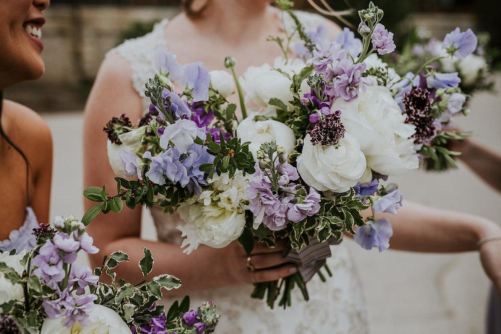 Pale Purple Wedding Flowers - Wedding Flowers Winnipeg