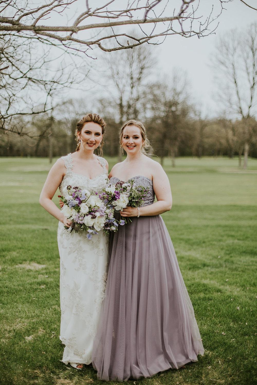 Mauve Wedding Ideas - Wedding Florist Winnipeg