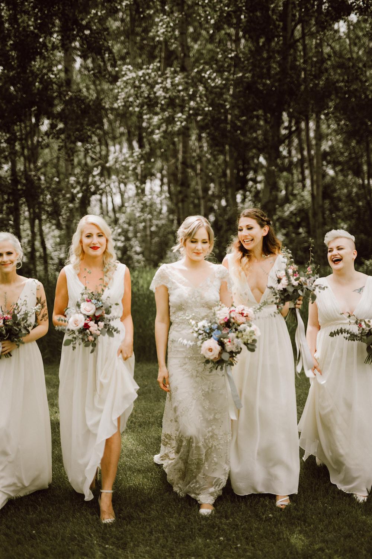 Garden Wedding Flowers - Wedding Florists in Winnipeg