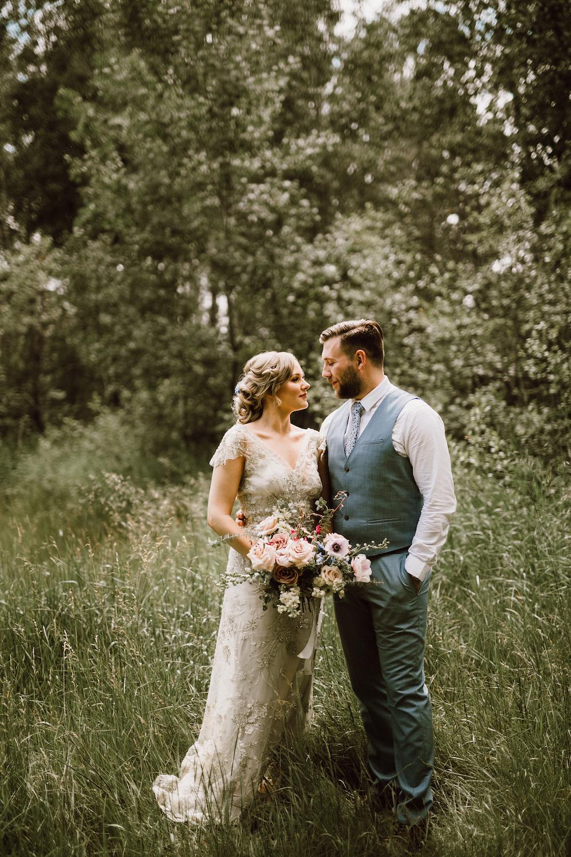 Forest Wedding Photos - Winnipeg Wedding Photographer